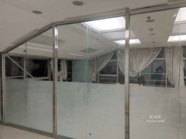 豐臺區安裝玻璃隔斷豐臺安裝單層玻璃隔斷產品圖